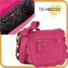 macrame decorated bowknot strap mini shoulder bags