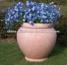 2012 hot sale clay pot flower planter QL-2353
