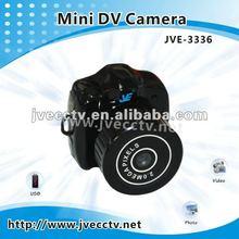 JVE-3336 640*480 small recordable camera;digital dv cam;small mini camera