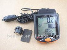Waterproof Cycling Bicycle Bike 24 functions Computer Odometer Speedometer & Night Vision