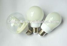 China atacado E27 6500 k bola forma lâmpada