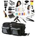 Profissional de cabeleireiro estudante universitário kit de treinamento& saco