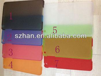 Clear Crystal Hard Back Case For iPad Mini