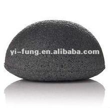 konjac puff sponge bamboo charcoal factory