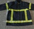 meikang nomex tela a prueba de fuego traje de combate de la ropa