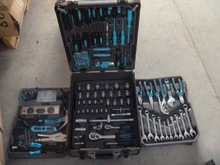 kraft man 186pcs hand tools in handicrafts with strong case (hand tools;tool kit)