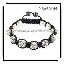 2013 popular shamballa watch wholesale shamballa bracelet crystal promotional gift YBAB0144G5