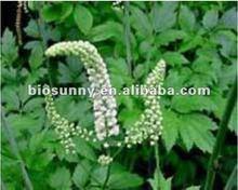Black Cohosh P.E.Cimicifugoside(Triterpenoid saponis )2.5%,8%