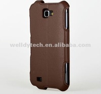 Book type case For Samsung Galaxy Note2 N7100 leather cover