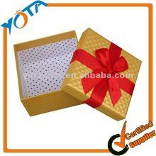 2012 new ribbon paper box printing