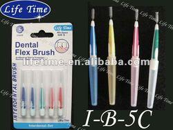 5PK interdental brush