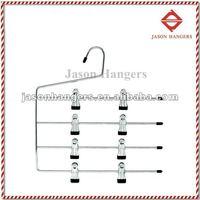 multi metal pants hanger