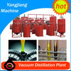 Used Machine Oil Treatment Machine by Vacuum Distillation