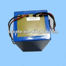 e-car/truck/motorcycle battery pack lifepo4 24V 50Ah