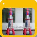Inflables cohete, cohete de juguete