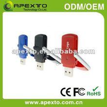 128MB 256MB 512MB 1GB 2GB 4GB 8GB 16GB Logo Print Custom Fancy USB (U-353)