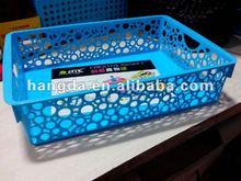 PP plastic food storage basket
