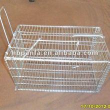 Bail Rat Traps Cages /FACE COAT:PVC/laboratory mouse cage
