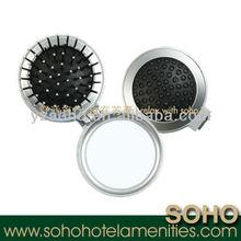 Hotel black hair comb