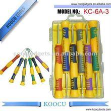Koocu 6A-3 جودة أفضل أداة لتصليح الجوال