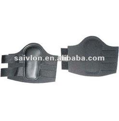 Black Neoprene Material horse Split Boot