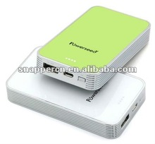 Mobile Power 5000 Mah,High Capacity Emergency Charger For Smartphones And Tablet Pc
