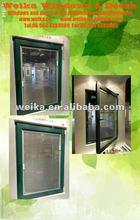 High quality Upvc windows,awning window Tilt & turn window