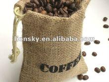 Packing nuts&coffee&beans&peanut jute bag burlap sack