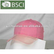 special plastic visor cap