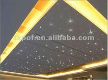Hot Sale!!! Fiber Optic Lighting,star ceiling kit to custom