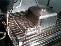 Plastic drainage mould high quality mould module matrix former form factory