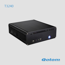 Intel core i3 gaming mini pc import computer parts from china,Qotom-T3240