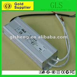 120W smps power supply waterproof led driver ip67