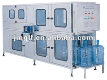Full automatic liquid bottle washing beverage filling line firm