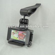 Bracket tablet pc wholesale,Clip it for back on the car ,car headrest mount holder for pc
