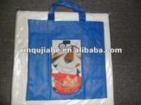 high quality printing animal handle non woven bag