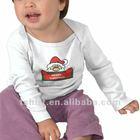 2012 new design printing Christmas t shirt