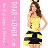 Flirty Bumble Sexy Bee Costume