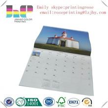 2015 custom desk calendar wholesale calendar printing