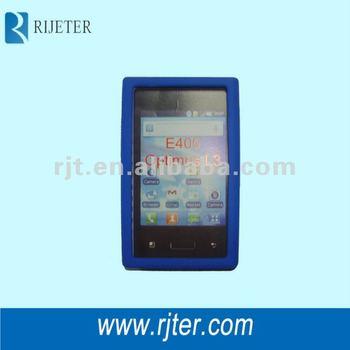 custom silicone phone case for lg optimus l3
