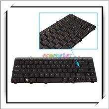 Wholesale! Computer Keyboard for Dell Studio 1555 Backlit Black -N3258BLT