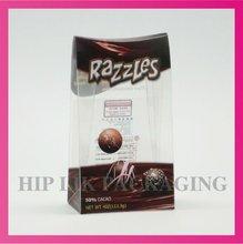 plastic food packaging & unique chocolate packaging