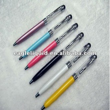colorful crystal screen touch diamond shenzhen metal ballpoint pens