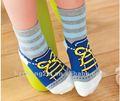 divertido de algodón calcetines de niño con alta calidad