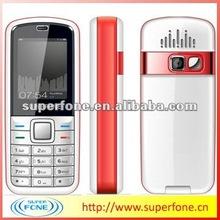 2.2 inch dual sim basic phone support 1.3MP Camera FM bluetooth 5070+
