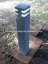 5mm standard aluminum 12 volt garden lights bollards