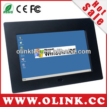 "Olink 7"", 10.2"" fanless WinCE mobile data terminal with touch, WiFi, Bluetooth, RS232 functions"
