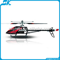 rc helicopter electric FX052 RC large 2.4G Single blade alloy 4CH helicopter with gyro