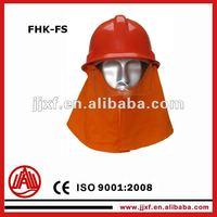 Rescue safety helmet