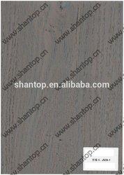 shantop mdf, melamine mdf dark oak board